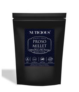 ALL NATURAL PROSO Millet 900 Gm (Panicum miliaceum)