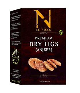 Anjeer Dried Figs - 250gm