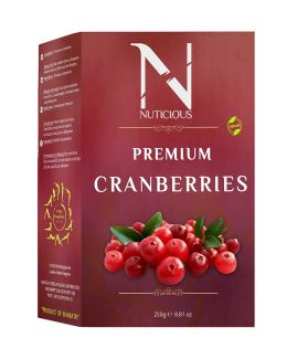 Nuticious Canberries -250gm