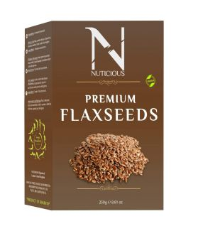 Flax Seeds -250gm