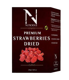 Nuticious Strawberries -250gm