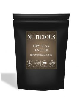 All Natural Dry Figs (Anjeer) - 250Gm