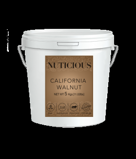 All Natural California Walnuts kernals (Akhrot)-5Kgs