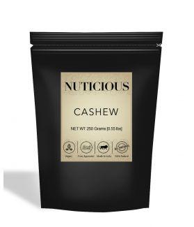 All Natural Premium Cashew Nuts (Kaju) - 250Gm