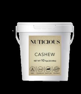 All Natural Whole Cashew Nuts (Kaju)-10 Kgs