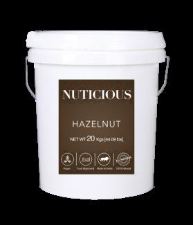 All Natural Hazelnuts-20 Kgs