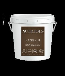 All Natural Hazelnuts-5Kgs