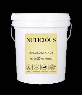All Natural Exotic Macadamia Nuts-20kgs