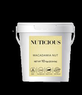 All Natural Exotic Macadamia Nuts-10kgs