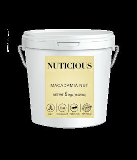All Natural Exotic Macadamia Nuts-5kgs