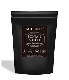 All Natural Foxtail Millets - 1Kg