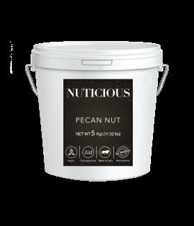 All Natural Jumbo Pecan Nuts-5kgs (Gourmet Vegan Food Premium Quality)