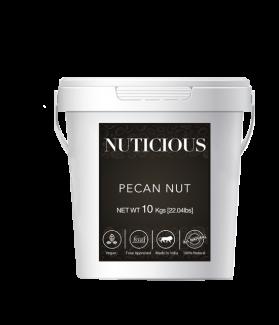 All Natural Jumbo Pecan Nuts-10kgs (Gourmet Vegan Food Premium Quality)