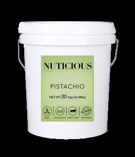 All Natural Pistachio (Pista) Kernels-20Kgs