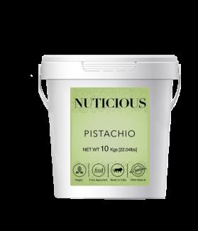 All Natural Pistachio (Pista) Kernels-10Kgs