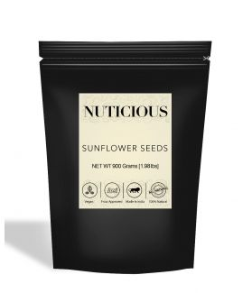 All Natural Premium Sunflower Seeds - 900Gm