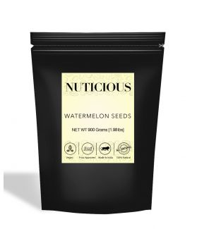 All Natural Watermelon Seeds(Tarbuj Seeds ) - 900Gm